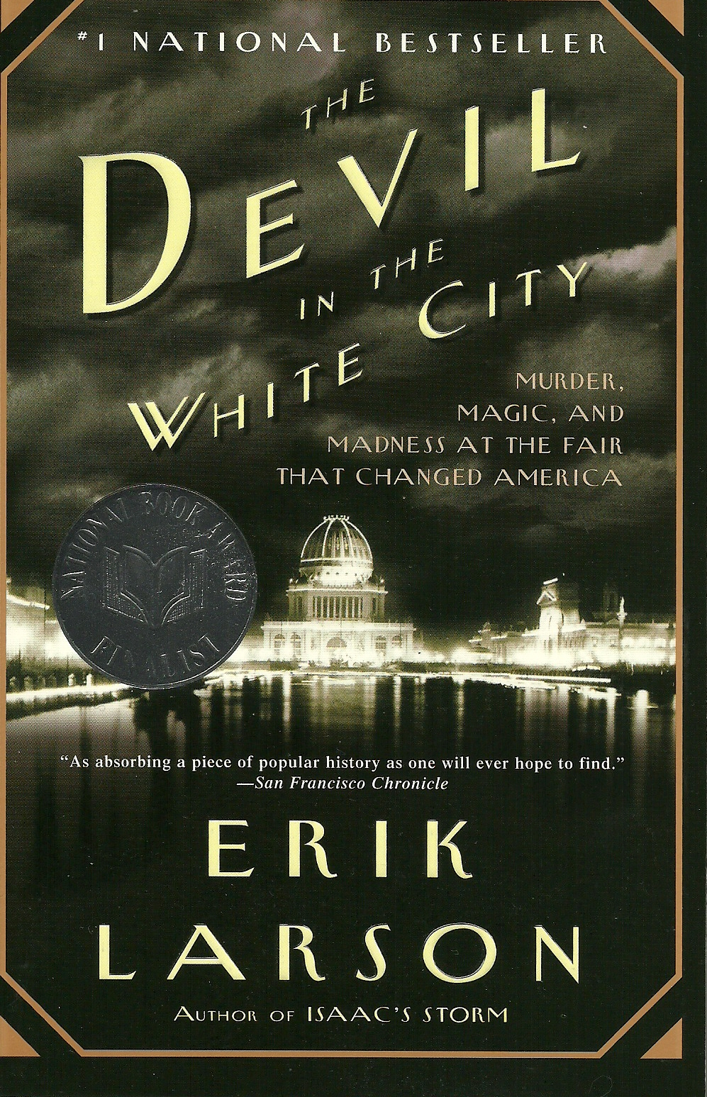 the devil in the city The devil in the white city is moving forward at paramount where leonardo dicaprio is set to star with martin scorsese directing and billy ray scripting.