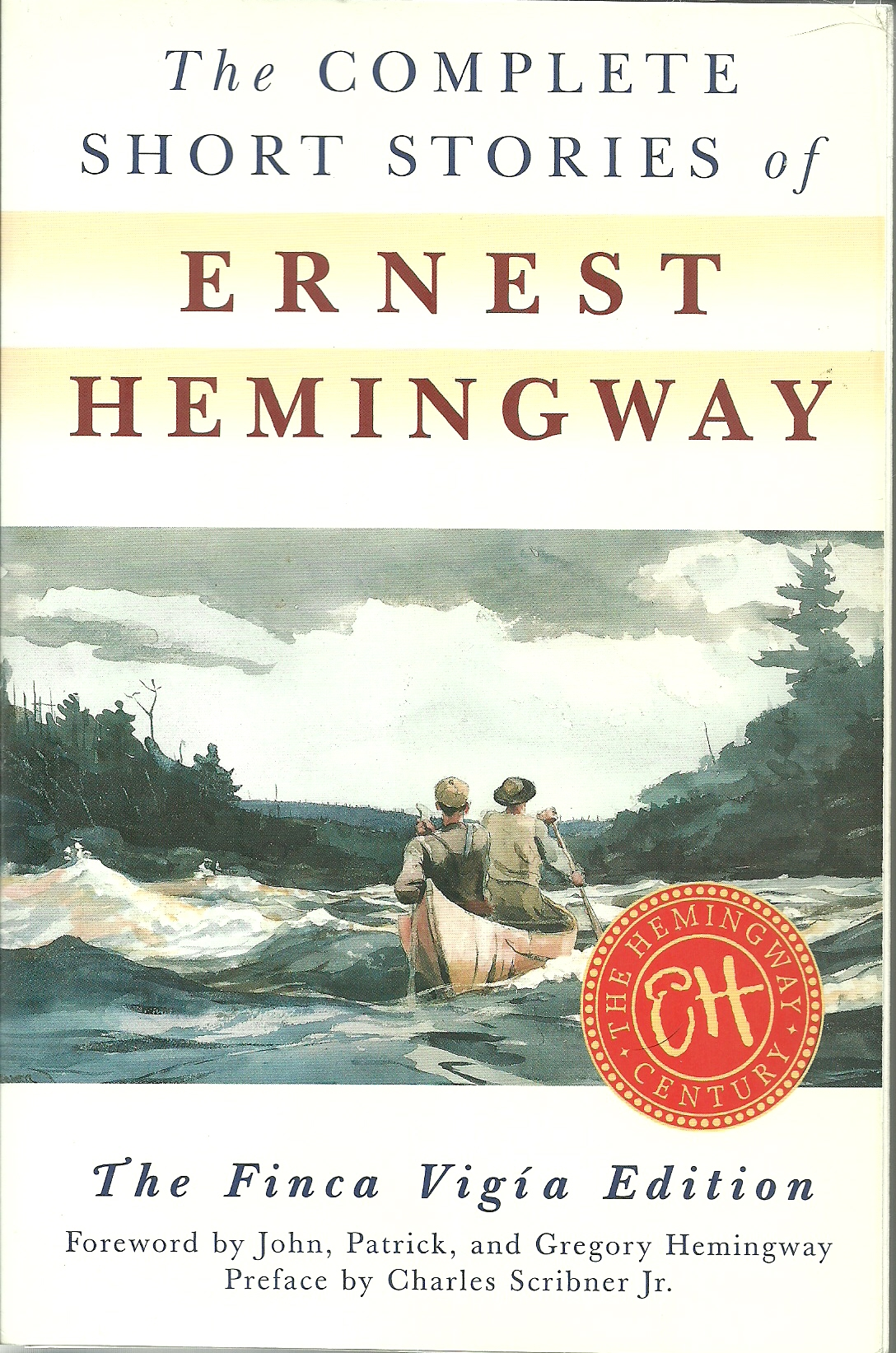 the complete short stories of ernest hemingway a capsule book the
