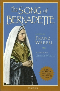 The Song of Bernadette cover
