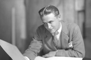 F. Scott Fitzgerald image 2