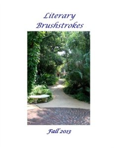 Literary Brushstrokes cover