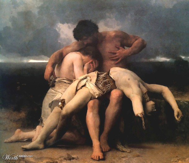 Death of a Cyborg by Shorra