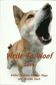 Write to Woof 2014 cover