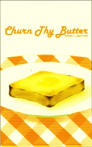 Churn Thy Butter cover