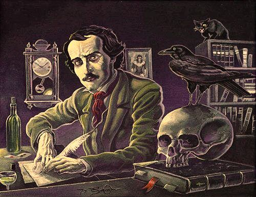 Edgar Allan Poe - Copy