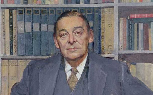 T. S. Eliot image 1