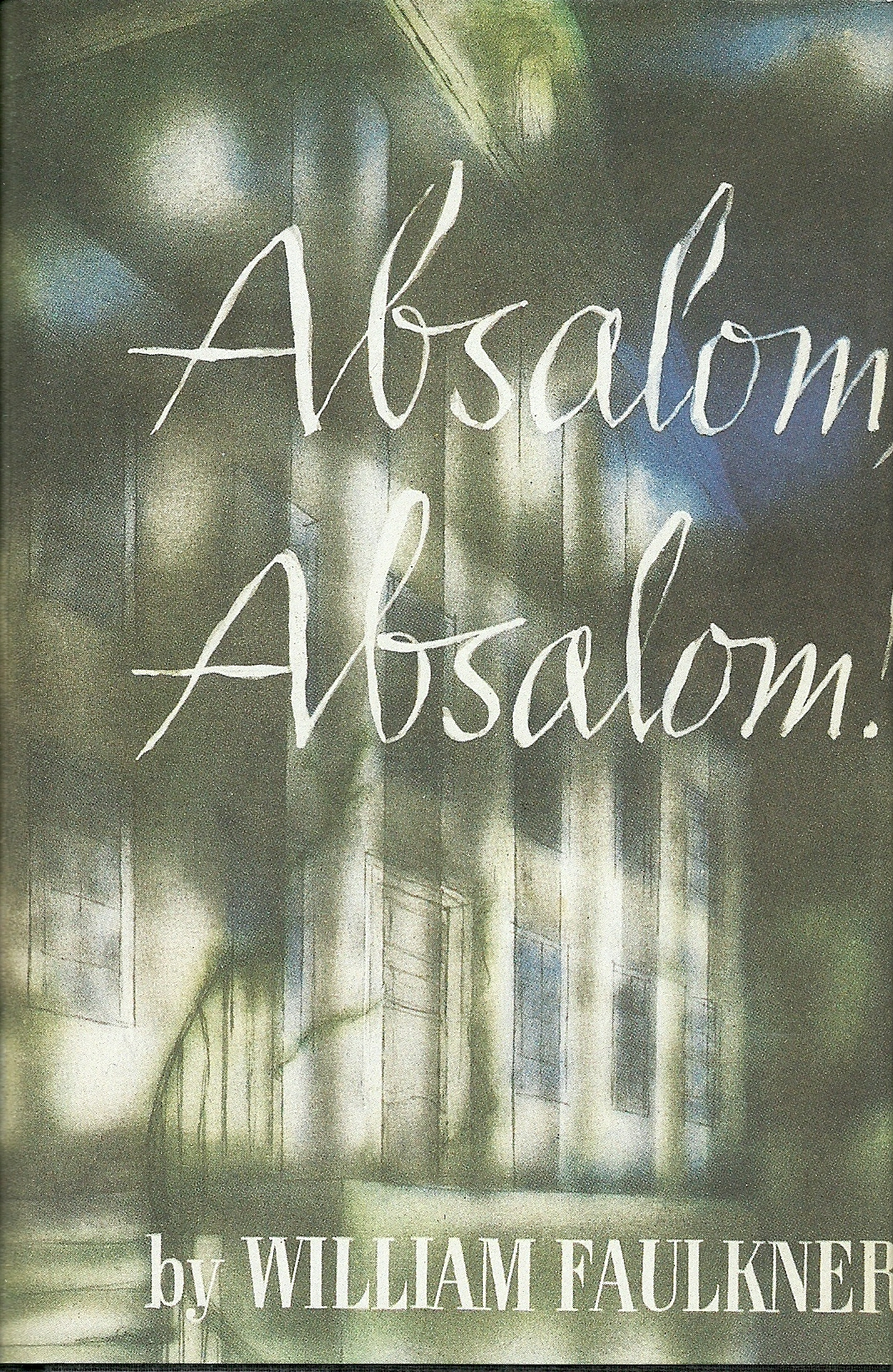 """a review of the literary criticisms of william faulkners absalom absalom Essays and criticism on william faulkner, including the works sartoris, the  sound and the fury, sanctuary, light in august, absalom, absalom, """"the bear"""", ."""