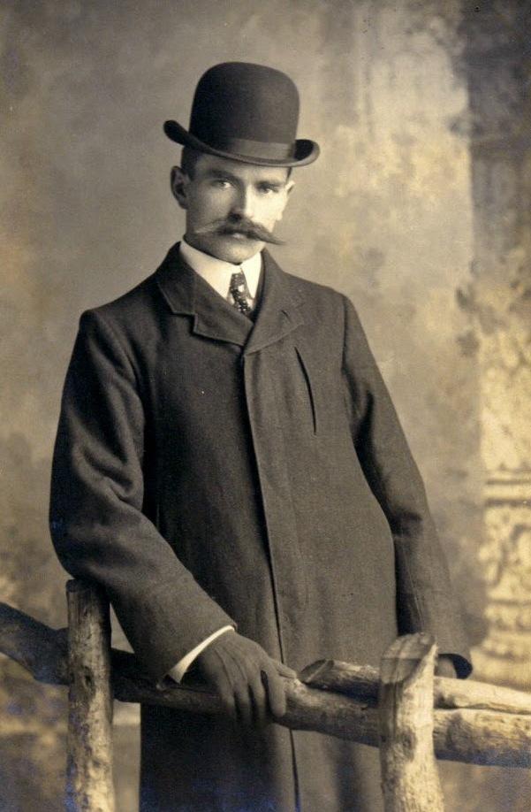 Handlebar, Cica 1910