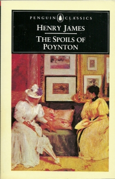 The Spoils of Poynton cover