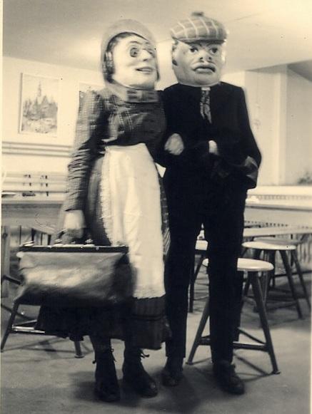 Vintage odd 14