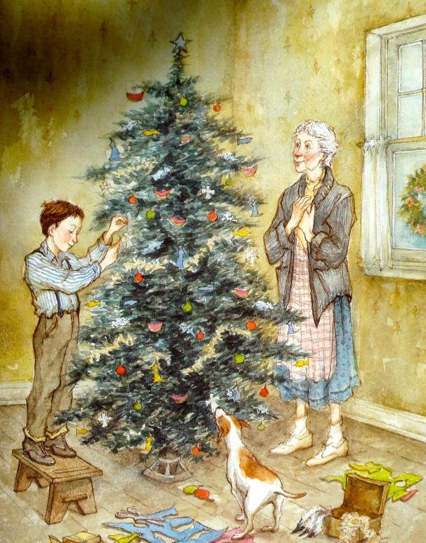 A Christmas Memory image