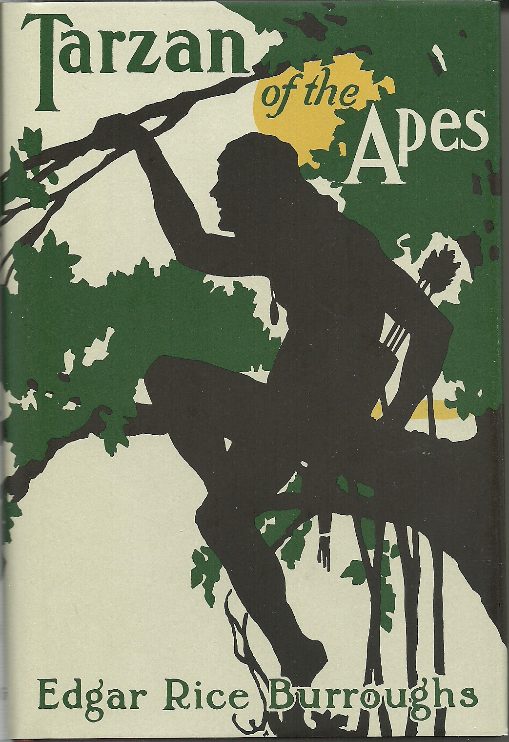 Tarzan of the Apes ~ A Capsule Book Review | Literary Fictions