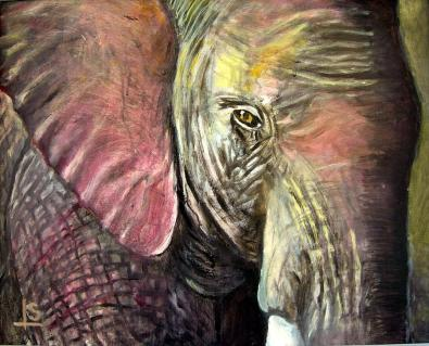 As High as an Elephant's Eye image 4