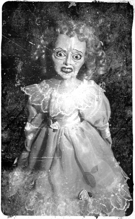 Baby Jane doll 1