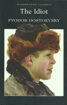 The Idiot by Dostoevsky cover
