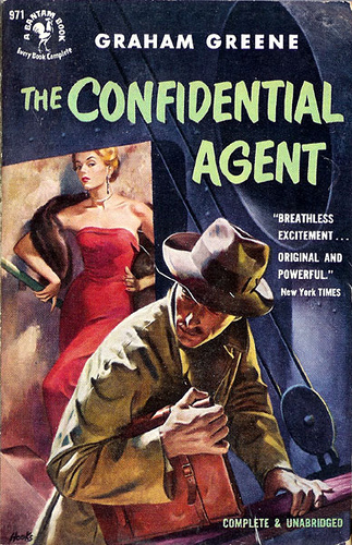The Confidential Agent image 2