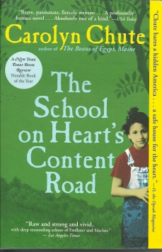 The School on Heart Content's Road cover
