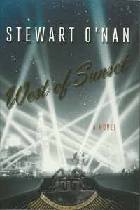 West of Sunset cover