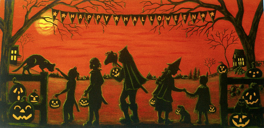 Vintage Halloween | Literary Fictions