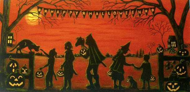 Vintage Halloween 1