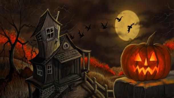 Vintage Halloween 9