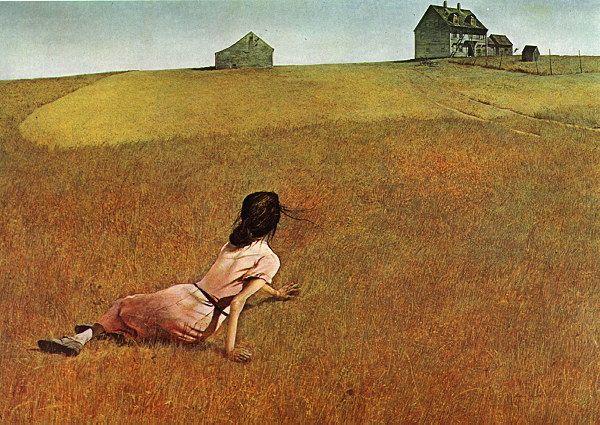 Andrew Wyeth ~ Christina's World