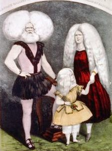 Albinos and Holy Rollers image 1