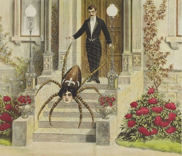 The Spiders' Rendezvous image x