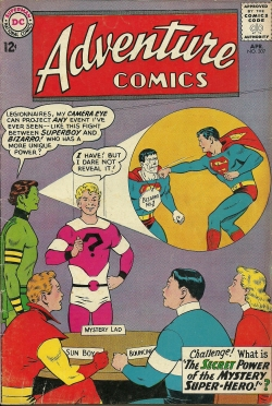 Adventure Comics--No. 307--April63 ~ $200 ($84)