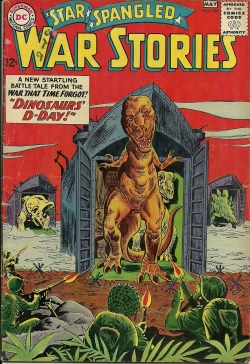 Star-Spangled War Stories--No. 108--AprilMay63 ~ $125