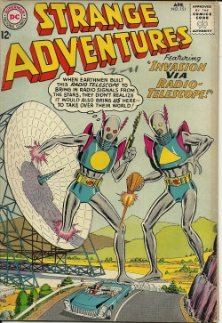 Strange Adventures--No. 151--April63 ~ $75