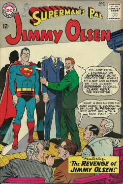 Superman's Pal Jimmy Olsen--No. 78--July64