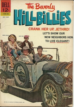 The Beverly Hillbillies, No. 2, July-Sept63 ~ $130