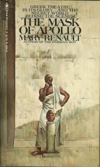 The Mask of Apollo cover