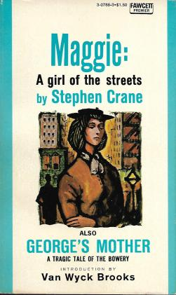a review of stephen cranes short story a girl of the streets Stephen crane is widely recognized as a master and innovator of literary  a girl of the streets and the red badge of courage and the short story the open boat.