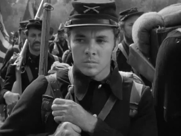 Image result for audie murphy in red badge