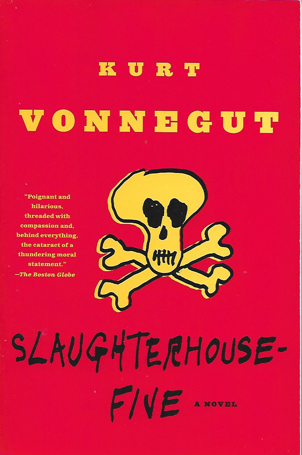 an analysis of the death of valencia pilgrim in the novel slaughterhouse five by kurt vonnegut Kurt vonnegut is probably most associated with the 1960s and its crazy experimental fiction oh yeah, but it also follows billy pilgrim as he gets captured by aliens, put in a zoo as part of the slaughterhouse-five expressed the popular horror at the idea of war—this novel doesn't pull any.