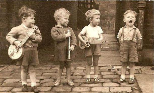 Kindergarten Quartet