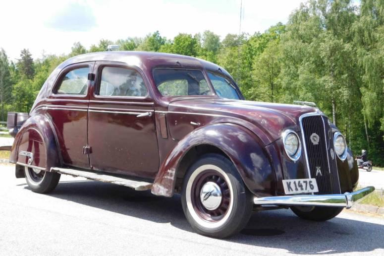 1936 Volvo PV36 Carioca