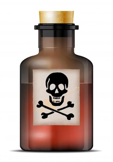 Choosing the Right Kind of Poison image 5