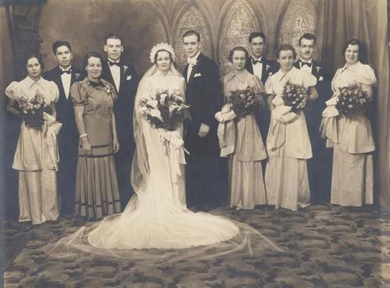Society Wedding (2)