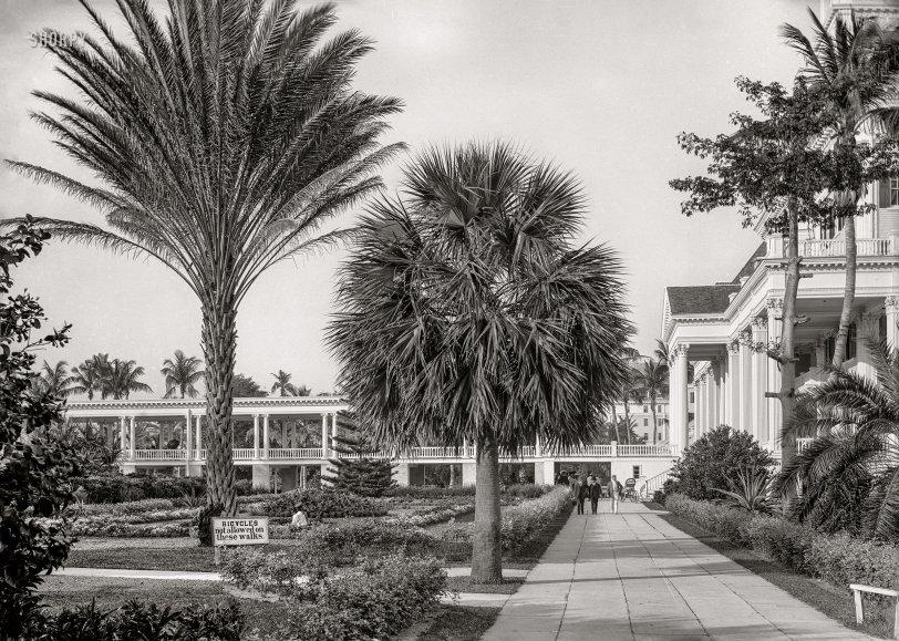 1901 ~ The Colonial Hotel, Nassau, Bahamas