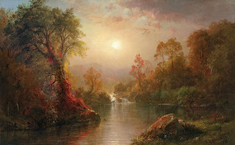 Frederic Edwin Church ~ Autumn