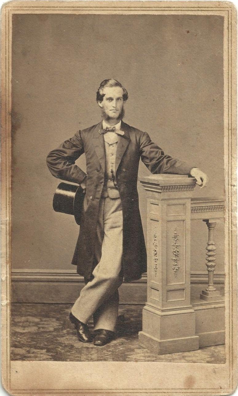 Nineteenth Century Boyfriend