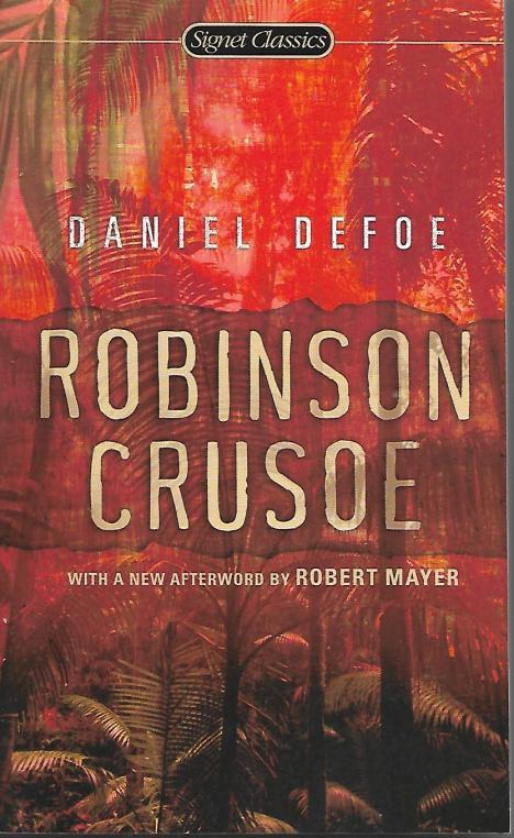 Robinson Crusoe cover