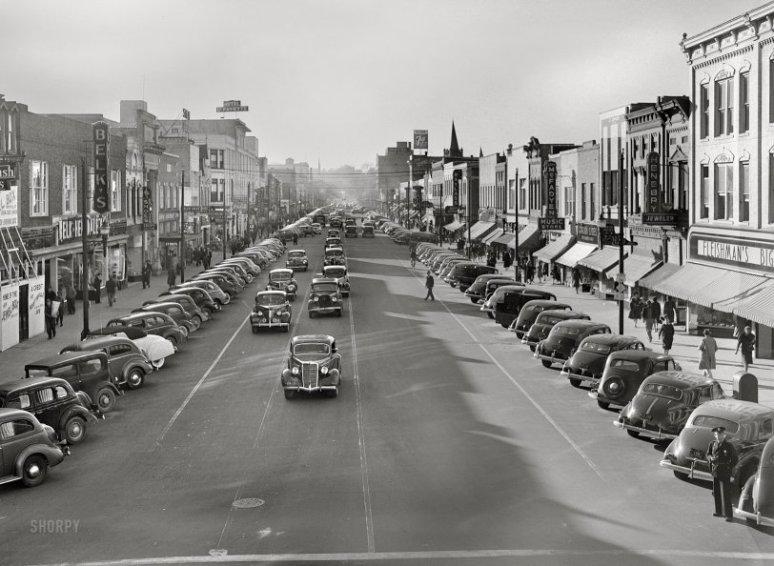 1941 ~ Fayetteville, North Carolina